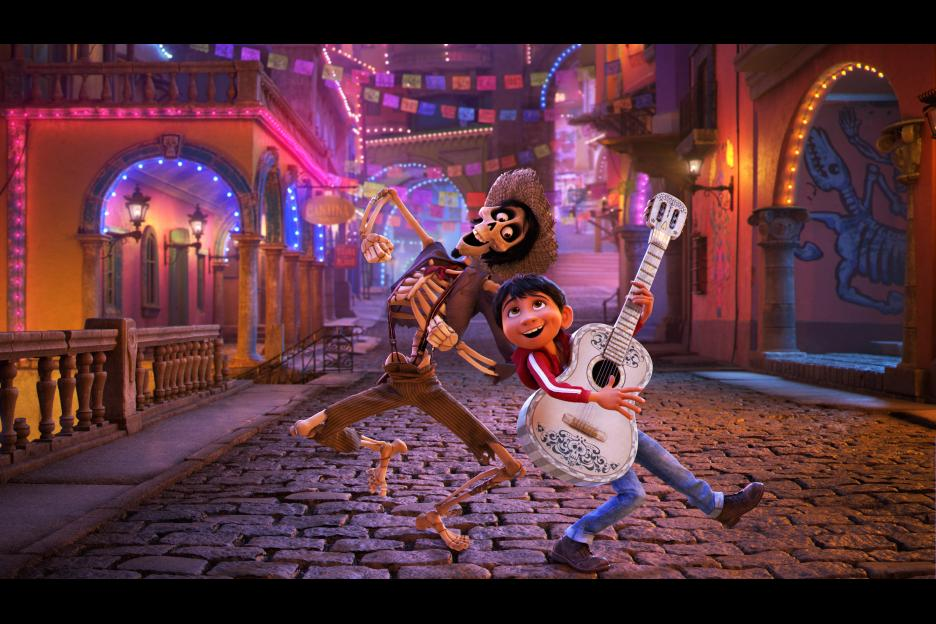 Disney Pixar S Coco Preview With Coloring Pages And A
