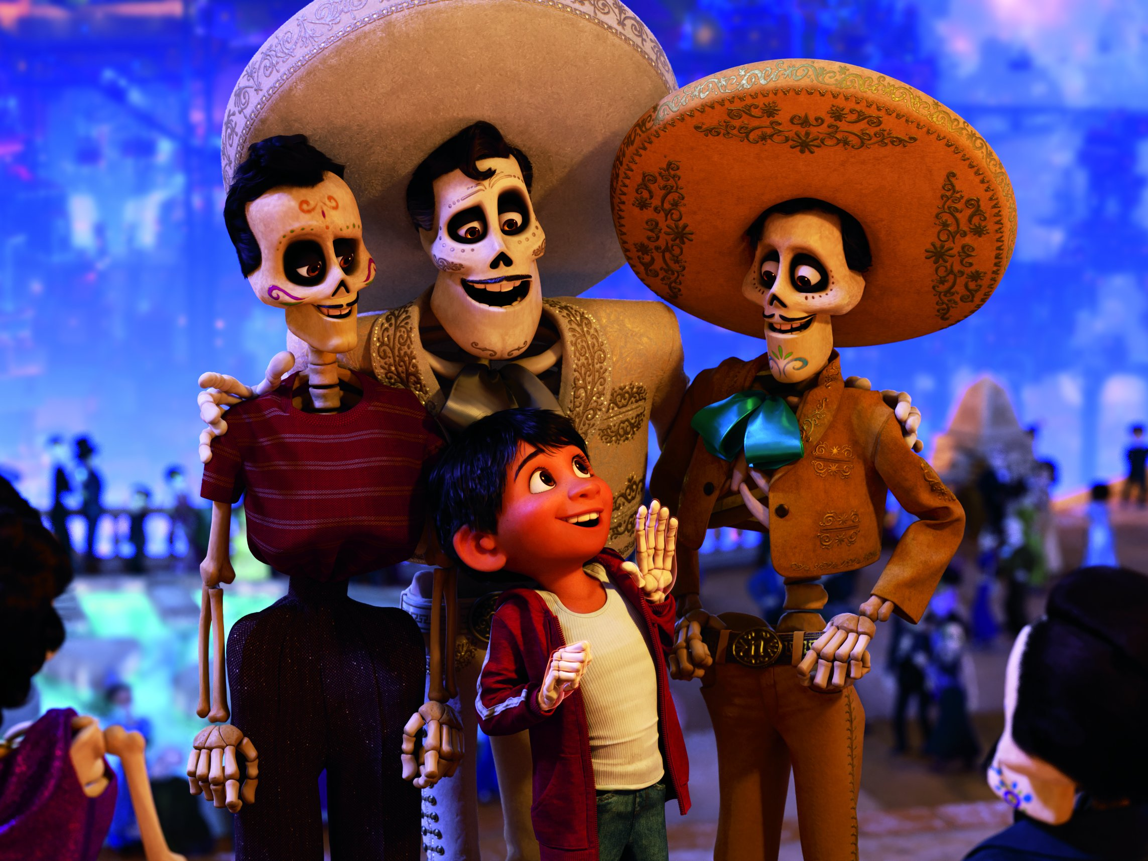 Coco early screening the disney nerds podcast coco stopboris Image collections